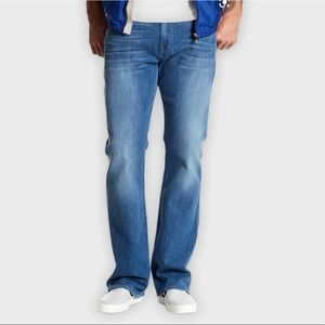 7 For All Mankind Brett Bootcut Jeans Size 40